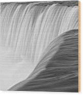 Niagara Horseshoe Falls Wood Print