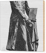 Nicephore Niepce, French Inventor Wood Print