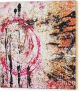 Niivaraa Wood Print