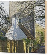 Norman Tower Wood Print