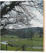 Northington Wood Print
