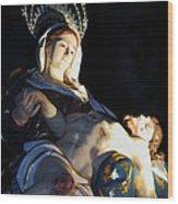 Nossa Senhora Da Piedade Wood Print