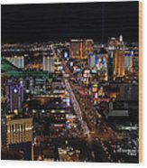 Not Everything Stays In Vegas Wood Print