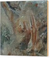 Nude 450101 Wood Print