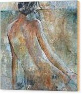 Nude 564213 Wood Print