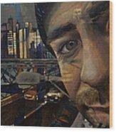Ny Tony Wood Print