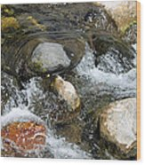 Oak Creek Wood Print