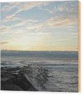 Ocean 51 Wood Print