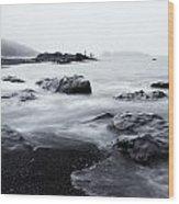 Ocean Alive Wood Print