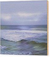 Ocean Dreamscape Wood Print