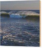 Ocean Of The Gods Wood Print