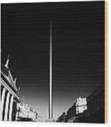 O'connell Street Dublin Wood Print