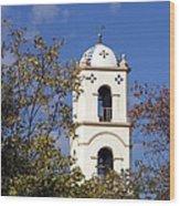 Ojai Tower Wood Print