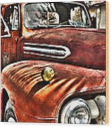 Old Glory Days Limited Edition Wood Print