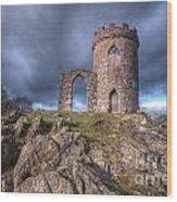 Old John Mug Tower 3.0 Wood Print