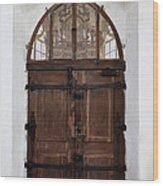 Old World Wood Print