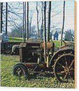Oldie Goldies Wood Print