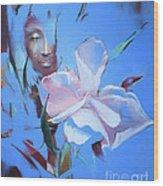 Oleandera Wood Print