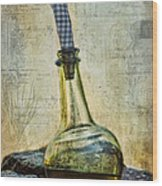 Olive Oil Wood Print by Robin-Lee Vieira