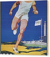 Olympic Games, 1928 Wood Print