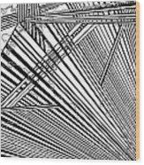 One 35 Wood Print