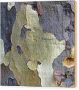 One Good Looking Bark Wood Print