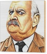 Open All Hours Ronnie Barker Plays Arkwright Drawing By