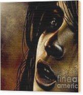 Open Pores Wood Print