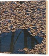 Open Water Wood Print