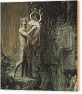 Orpheus Wood Print