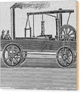 Orukter Amphibolos , 1804 Wood Print