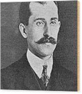 Orville Wright, Us Aviaton Pioneer Wood Print