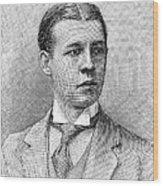 O.s. Campbell, 1891 Wood Print