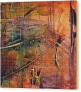 Outer Limits Wood Print