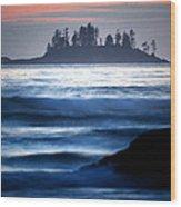 Pacific Rim National Park 16 Wood Print