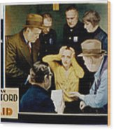 Paid, Joan Crawford Center, 1930 Wood Print by Everett