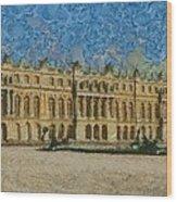 Palace Of Versailles Wood Print