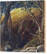 Palmer: Apple Tree Wood Print