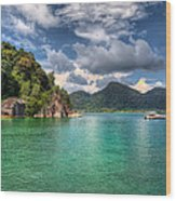 Pangkor Laut Wood Print