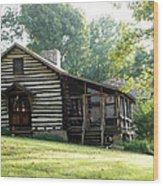 papa Tom's cabin Wood Print