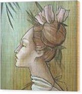Paradiso Wood Print
