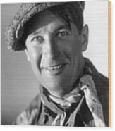 Paramount On Parade, Maurice Chevalier Wood Print by Everett