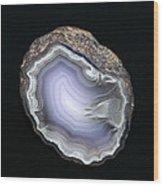 Parcelas Agate Wood Print