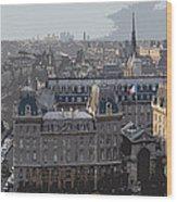 Paris 01 Wood Print