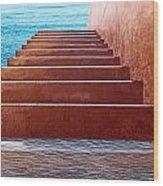 Passage To Atlantis Wood Print