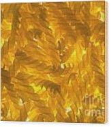 Pasta Wood Print