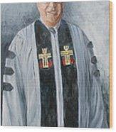 Pastor Mike Wood Print