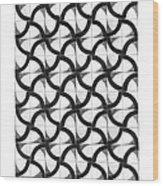 Patterns Wood Print by Gabriela Insuratelu