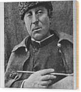 Paul Gauguin Wood Print