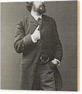 Paul Von Heyse (1830-1914) Wood Print